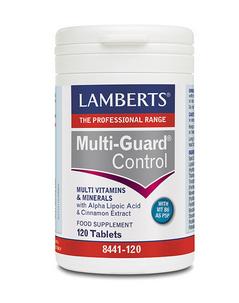 LAMBERTS MULTI-GUARD CONTROL TABL N120 _