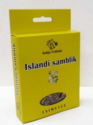 KUBJA ISLANDI SAMBLIK KARBIS 20G