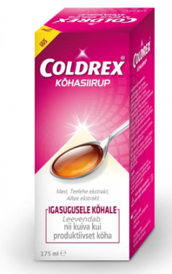 COLDREX KÖHASIIRUP 175ML