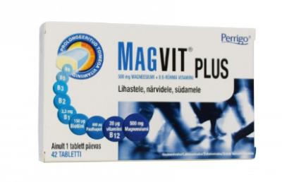 MAGVIT PLUS TABL N42