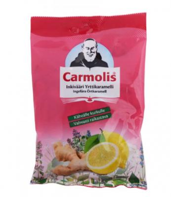 CARMOLIS KÖHAKOMMID INGVERIGA 72G