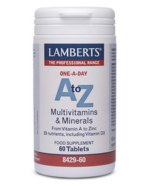 LAMBERTS MULTIVITAMIN A-Z TABL N60