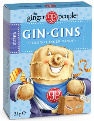 GIN GINS SUPER INGVERI KARAM.31G