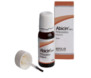 ABICIN 30% VAIGULAKK 10ML