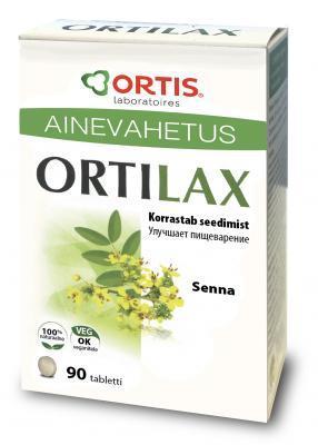 ORTILAX SENNA  TBL N90 UUS