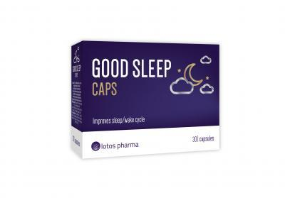 GOOD SLEEP MELATONIINI 1,95MG CAPS  N30