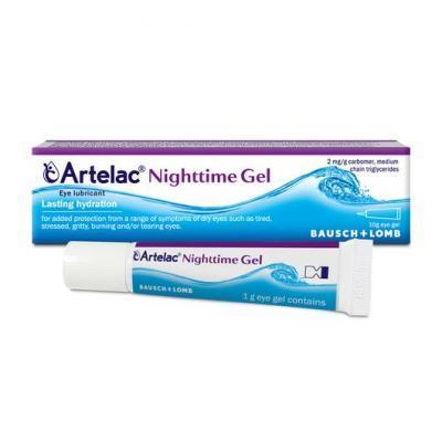 ARTELAC NIGHTIME SILMAGEEL 10G