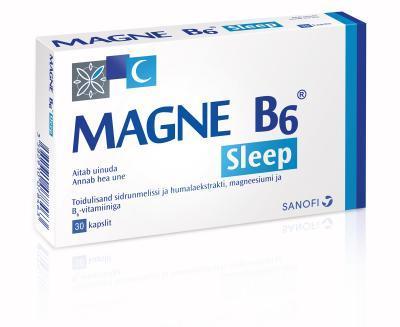 MAGNE -B6 SLEEP kapslid N30