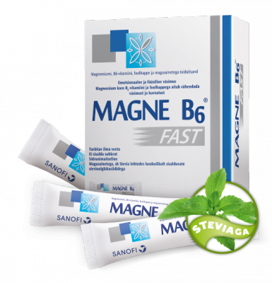 MAGNE -B6 FAST N20 (PULBER)
