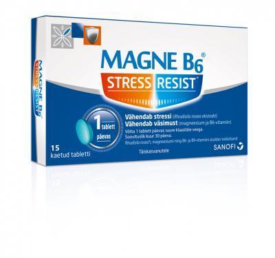 MAGNE -B6 STRESS RESIST TAB  N15