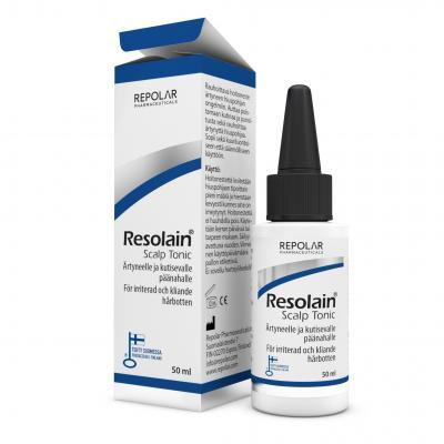 RESOLAIN SCALP TONIC  50ML