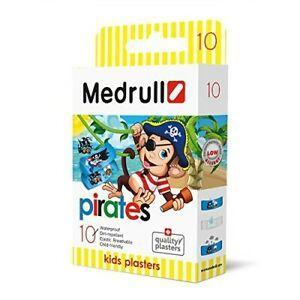 MEDRULL PLAASTER KIDS PIRATE N10