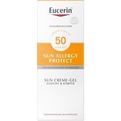 EUCERIN SUN ALLERGY KREEM-GEEL SPF50 150ML