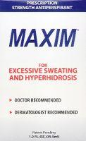 MAXIM ANTIPERSPIRANT 29,6ML