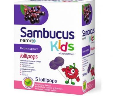SAMBUCUS KIDS pulgakommid  N5