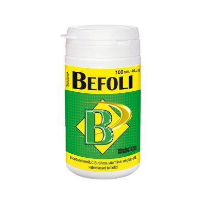 BEFOLI TBL N100