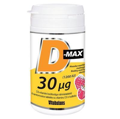 D-MAX NÄRIMISTBL 30MCG N90_