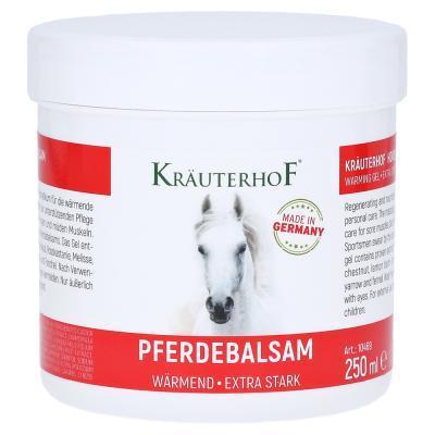 KRÄUTERHOF HOBUSEPALSAM EXTRA 250ML