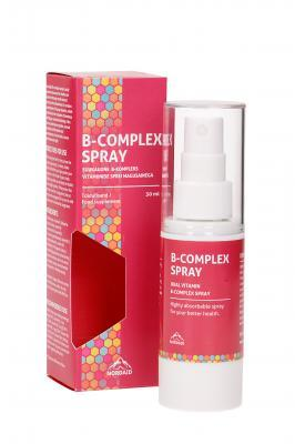 NORDAID B COMPLEX SPRAY 30ML