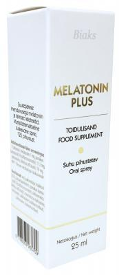 BIAKS MELATONIN PLUS SPREI 25ML (125 ANNUST)