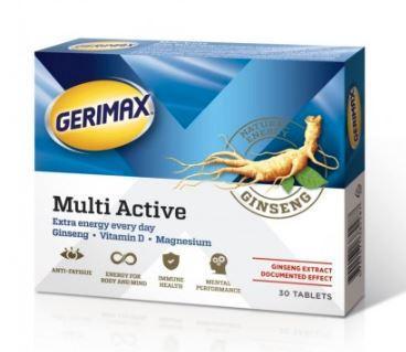 GERIMAX MULTI ACTIVE TBL N30