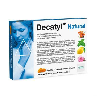 DECATYLEN NATURAL IMEMISTBL N12