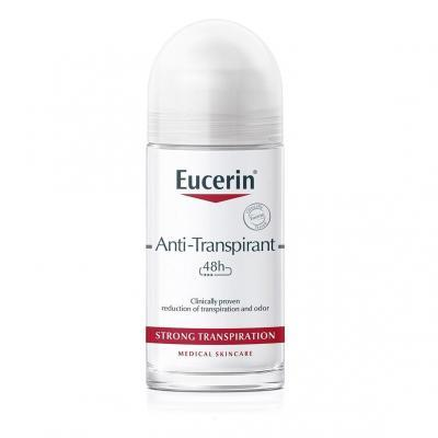 EUCERIN ANTIPERSPIRANT ROLLON 48H 50ML