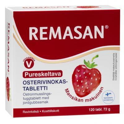 REMASAN AUSTERSERVIKU EKSTR. NÄRIMISTABL MAASIKAS  N120