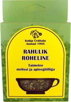KUBJA RAHULIK ROHELINE TEE 25G
