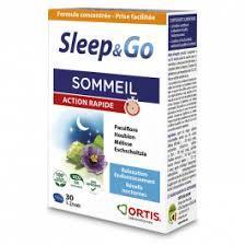SLEEP & GO UNETABLETID KIIRE TOIMEGA TABL N30